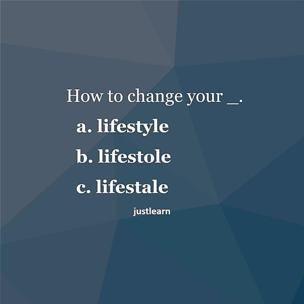 How to change your _.