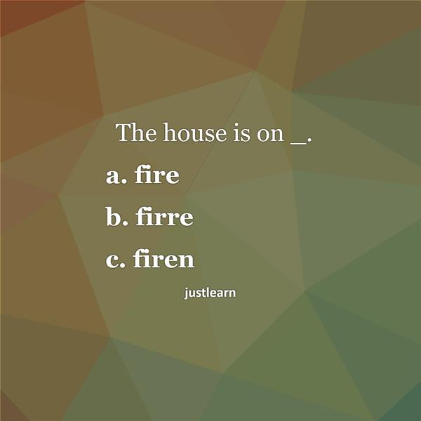 The house is on _.