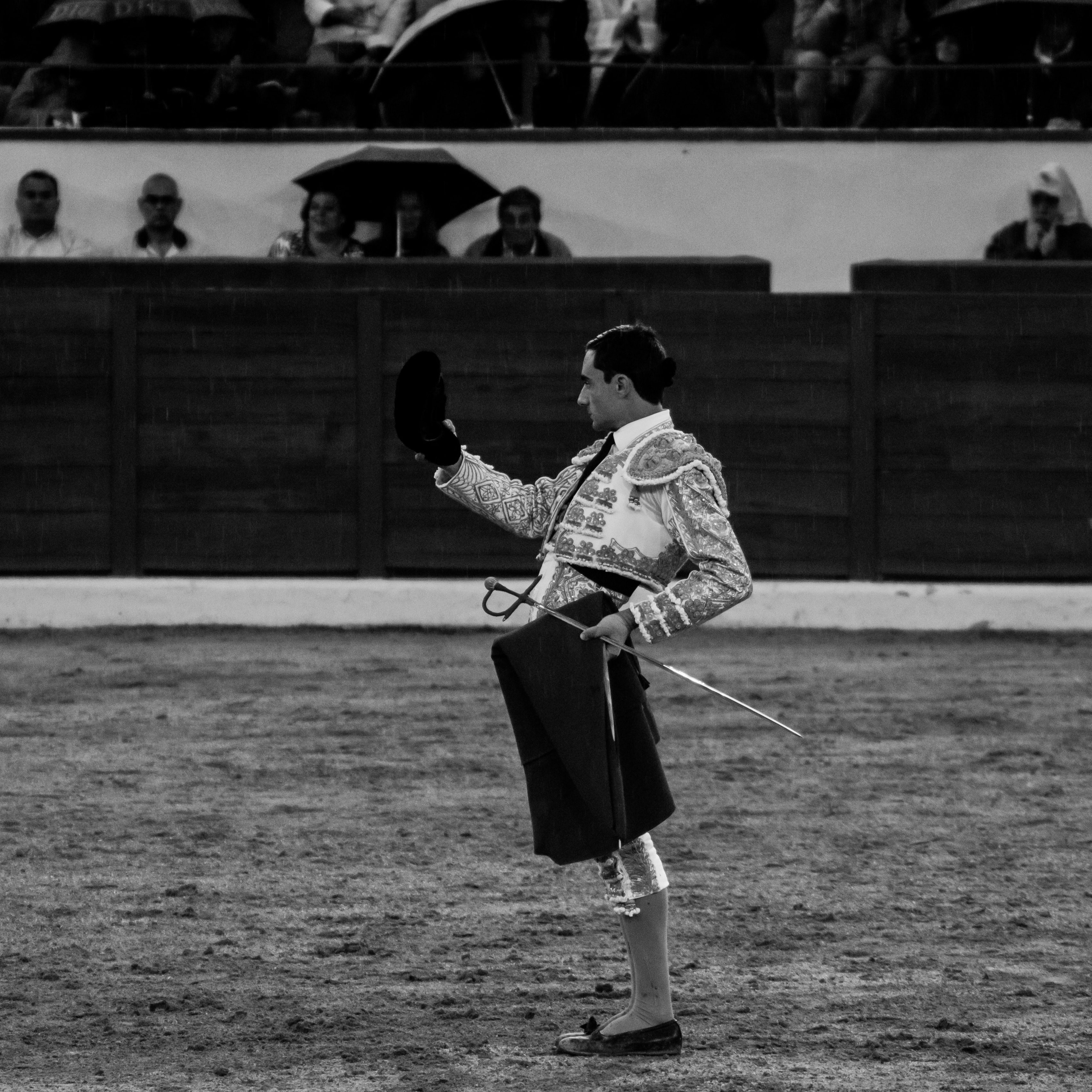 Bullfighting is an important part of the Spanish culture