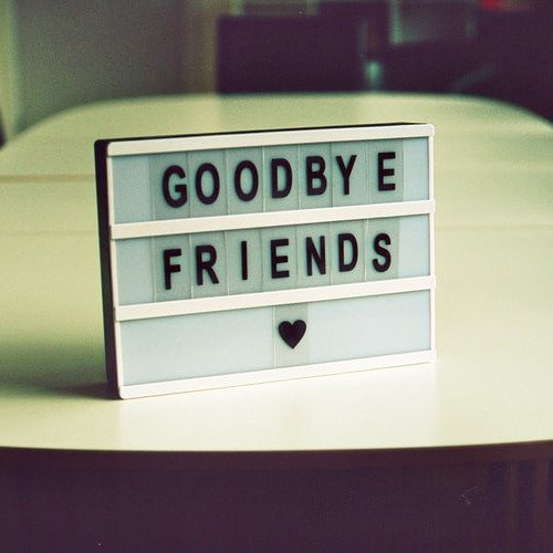 ways to say goodbye in french