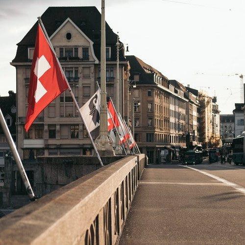 here's what language is spoken in Switzerland