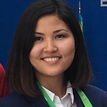 Asseliya Tlepov