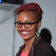 Eunice  Kamondia