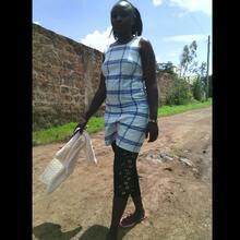 Jackline Wangombe